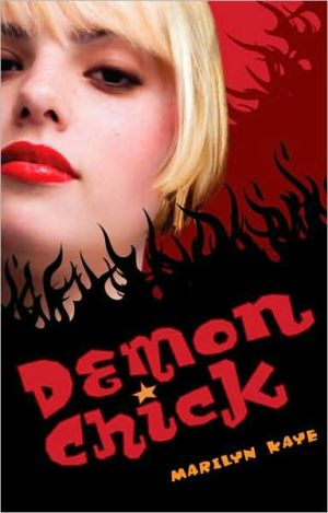 Book cover of Demon Chick