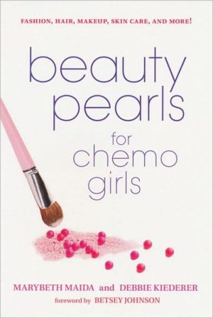 Book cover of Beauty Pearls for Chemo Girls