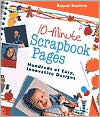 Book cover of 10-Minute Scrapbook Pages: Hundreds of Easy, Innovative Designs