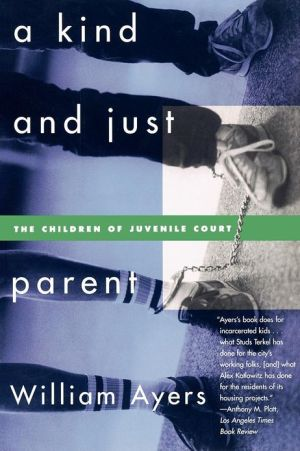 Book cover of A Kind and Just Parent