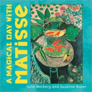 Book cover of A Magical Day with Matisse