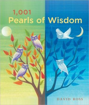 Book cover of 1,001 Pearls of Wisdom