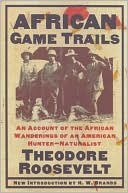 Book cover of African Game Trails