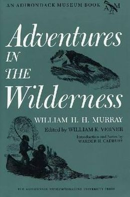 Book cover of Adventures in the Wilderness