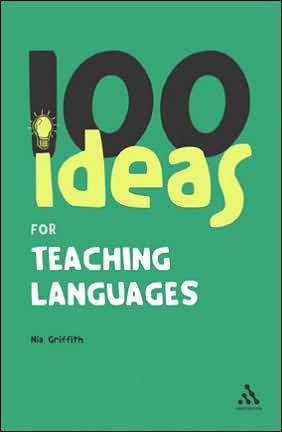 Book cover of 100 Ideas for Teaching Languages