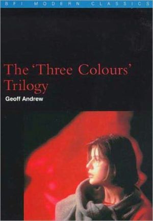 Book cover of 'Three Colours' Trilogy