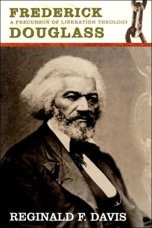 Book cover of Fredrick Douglass: A Precusor of Liberation Theology