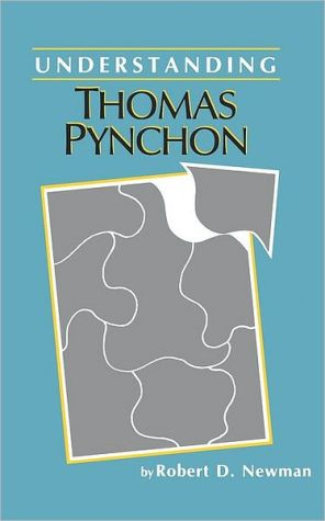 Book cover of Understanding Thomas Pynchon