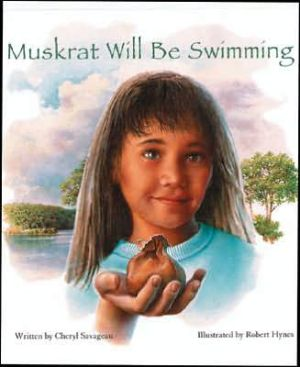 Book cover of Muskrat Will Be Swimming