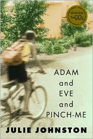 Book cover of Adam and Eve and Pinch-Me