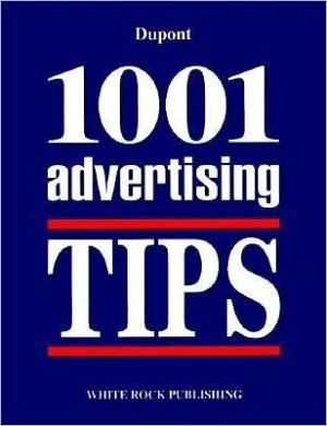 Book cover of 1001 Advertising Tips