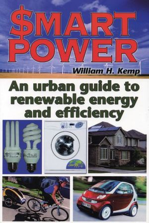 Book cover of $mart Power: An Urban Guide to Renewable Energy and Efficiency