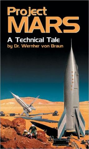 Book cover of Project MARS: A Technical Tale
