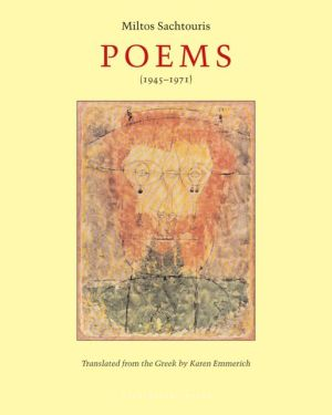 Book cover of Poems (1945-1971)
