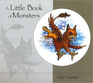 Book cover of A Little Book of Monsters