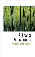 Book cover of A Chance Acquaintance