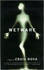 Book cover of Wetware