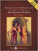Book cover of The Warlord of Mars