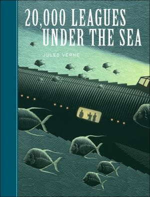 Book cover of 20,000 Leagues under the Sea (Sterling Unabridged Classics Series)