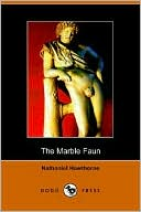 Book cover of The Marble Faun