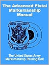 Book cover of Advanced Pistol Marksmanship Manual