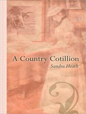 Book cover of A Country Cotillion