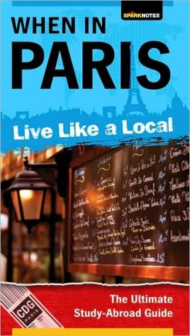 Book cover of When in Paris (SparkNotes)