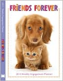 Book cover of 2011 Friends Forever Engagements Calendar