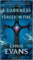 Book cover of A Darkness Forged in Fire (Iron Elves Series #1)