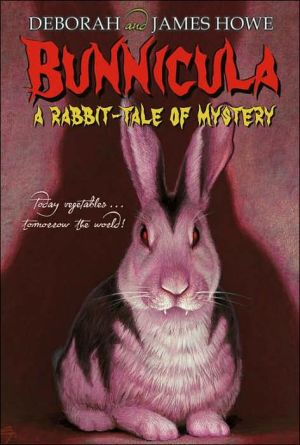 Book cover of Bunnicula: A Rabbit-Tale of Mystery