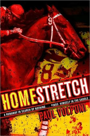 Book cover of Homestretch