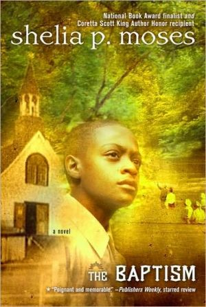 Book cover of Baptism