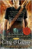 Book cover of City of Glass (The Mortal Instruments Series #3)