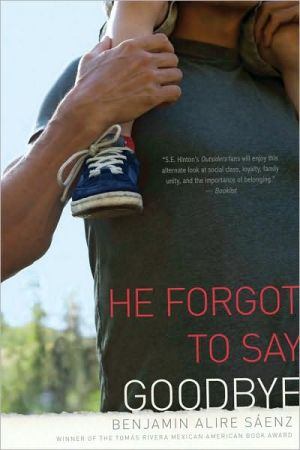 Book cover of He Forgot to Say Goodbye