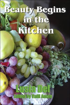 Book cover of Beauty Begins in the Kitchen