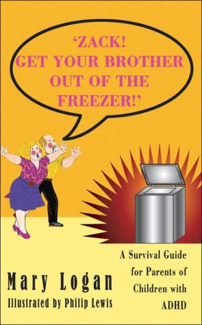 Book cover of 'Zack! Get Your Brother out of the Freezer