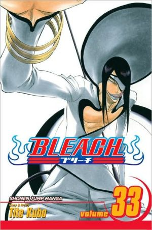 Book cover of Bleach, Volume 33: The Bad Joke