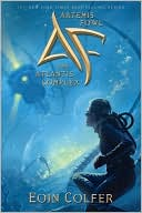 Book cover of Artemis Fowl; The Atlantis Complex