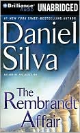 Book cover of The Rembrandt Affair (Gabriel Allon Series #10)