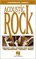 Book cover of Acoustic Rock