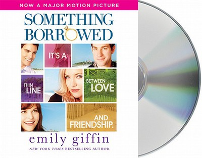 Book cover of Something Borrowed