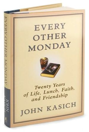 Book cover of Every Other Monday: Twenty Years of Life, Lunch, Faith, and Friendship