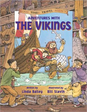 Book cover of Adventures with the Vikings