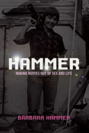 Book cover of HAMMER!: Making Movies Out of Sex and Life