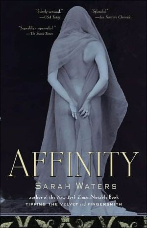 Book cover of Affinity