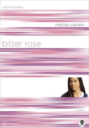 Book cover of Bitter Rose: Color Me Crushed