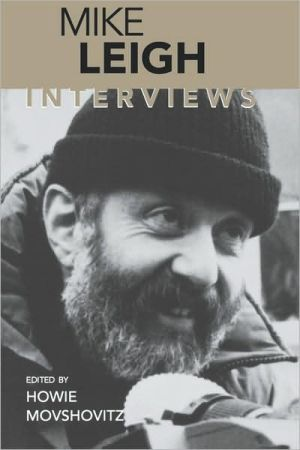 Book cover of Mike Leigh