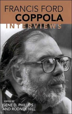 Book cover of Francis Ford Coppola: Interviews