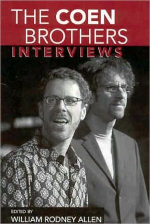 Book cover of The Coen Brothers: Interviews