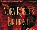 Book cover of Birthright